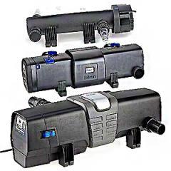 UVC víztisztítók - algátlanító UVC lámpák