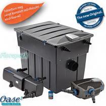 Oase BioTec ScreenMatic² Set 90000 nagyhatékonyságú gravitációs, átfolyós szűrő / 46179