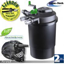 Aqua-Tech FIL-Reset-1 30000 nyomásszűrő szett / DMS003000