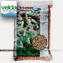 Velda Premium 3 színű gömbölyű haleledel 3 mm 15 Liter / 144411