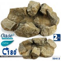 Oase Patakmeder, homokkő - egyenes / 50413