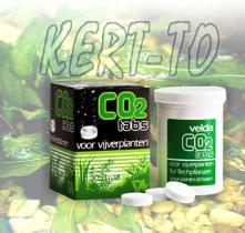 Velda CO2 Tabletta - serkenti a vízinövények növekedését - 24 db / 122475