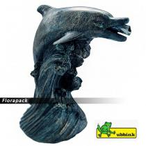 Ubbink Delfin 1 ca. 18,5 cm vízköpő figura / 1386020
