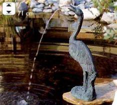 Ubbink Daru ca. 73,5 cm vízköpő figura / 1386070