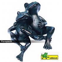 Ubbink Béka párban ca. 22cm vízköpő figura / 1386074