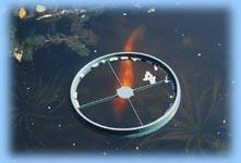 Ubbink Haletető gyűrű / 1064493