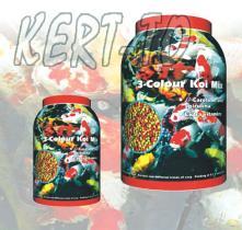 Velda Koi mix haleledel 3 színű gömbölyű 3 mm - 3 literes haltáp / 144288