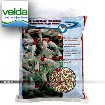 Velda Premium 3 színű pálcikás haleledel 15 Liter / 144405