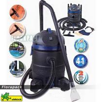 Ubbink VacuProCleaner Maxi 35 L tóporszívó, iszapszívó 1400 Watt 4in1 / 1379118