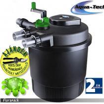 Aqua-Tech FIL-Reset 20000 nyomásszűrő + 36 W -os UVC előtisztító / DM002000