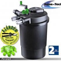 Aqua-Tech FIL-Reset 30000 nyomásszűrő 55 W -os UVC előtisztítóval / DM003000