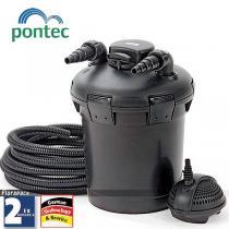 Pontec PondoPress 10000 Nyomásszűrő szett / 57146