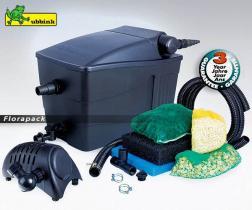 Ubbink Filtramax 12500 Plus gravitációs, átfolyós szűrő szett 11 WUV-C, Powermax 5000 FI / 1355071