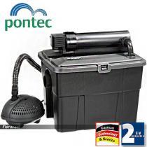 Pontec MultiClear  5000 szett / szűrő + szivattyú + UV lámpa / 50238