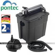 Pontec MultiClear  8000 szett / szűrő + szivattyú + UV lámpa / 50239