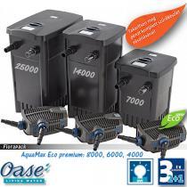 Oase FiltoMatic CWS 14000 gravitációs tószűrő szett / 50866
