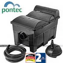 Pontec MultiClear 15000 átfolyós tószűrő szett / 42752