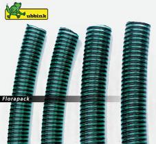 Ubbink erősített spirál tömlő - zöld 40 mm 1 1/2