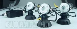 Oase Lunaqua Mini LED cold / hideg 1W vízalatti világítás / 50512