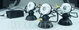 Oase Lunaqua Mini LED warm 1W (meleg) vízalatti világítás / 50513