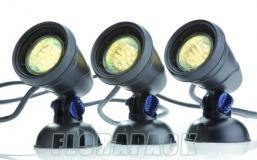 Oase Lunaqua Classic LED 1W Set 3 vízalatti világítás / 50530