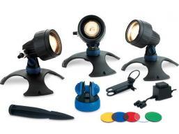 Oase Lunaqua 3 - Set 3 vízalatti világítás / 56905