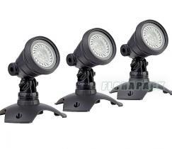 Oase LunAqua 3 LED Set 3 vízalatti világítás / 57035