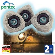 Pontec PondoStar Set 30 - kővilágítás szett / 36972