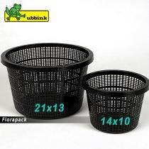 Ubbink vizinövény kosár rácsos, kerek 21 x 13 cm / 1063951