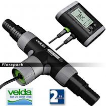 Velda T-Flow Tronic 15 fonalalga irtó készülék - 15 m3-ig / 126656