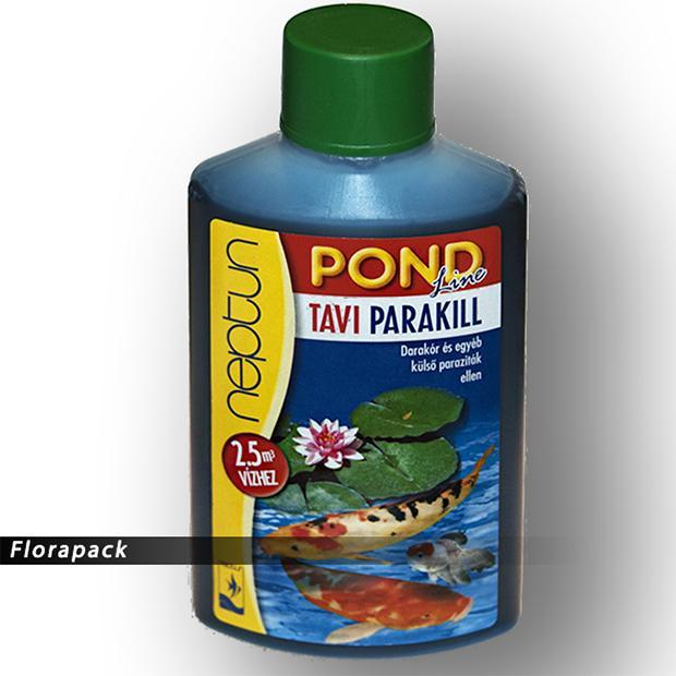 gyógyszerek halak parazitáinak kezelésére